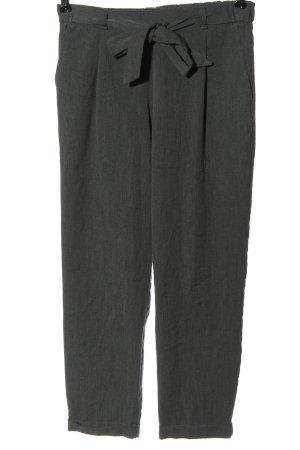 Pull & Bear Jersey Pants light grey casual look