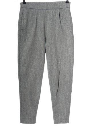 Pull & Bear Jersey Pants light grey flecked business style