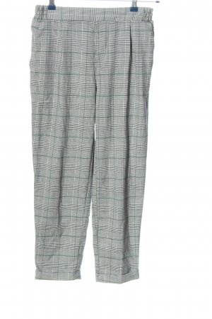 Pull & Bear Stoffhose Allover-Druck Casual-Look