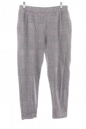 Pull & Bear Stretchhose Karomuster Casual-Look