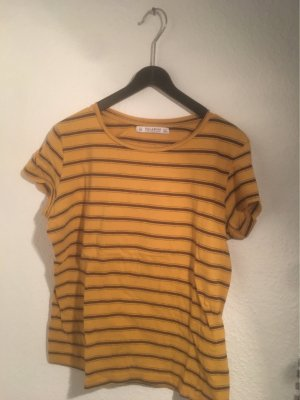 Pull & Bear T shirt, XS, gestreift