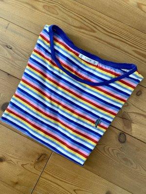 Pull & Bear T-shirt rayé multicolore
