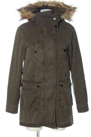 Pull & Bear Übergangsjacke khaki Casual-Look