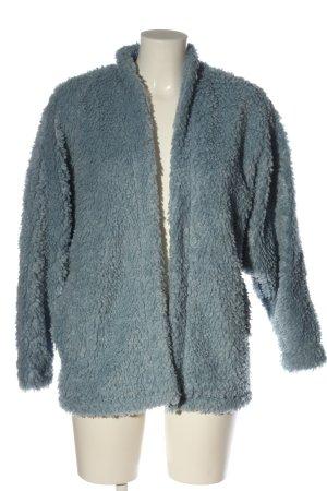 Pull & Bear Übergangsjacke blau Casual-Look