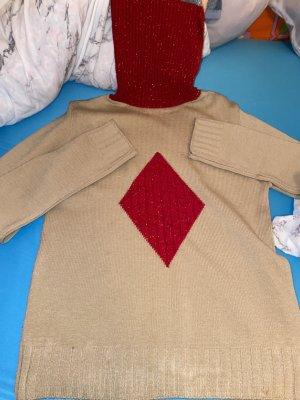 Turtleneck Sweater beige