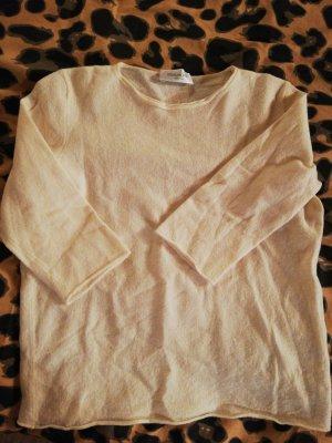 Rivamonti Maglione di lana bianco sporco-crema