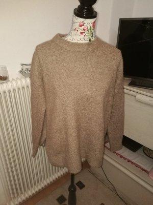Esprit Jersey de lana beige