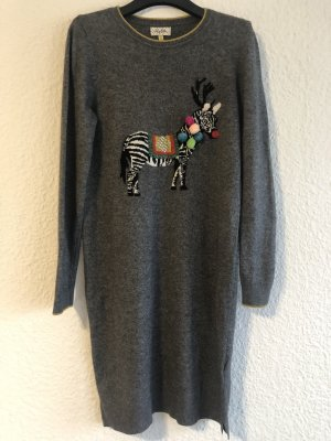 Sweater Dress dark grey