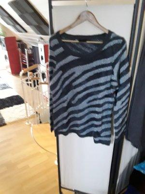 bpc bonprix collection Crewneck Sweater silver-colored-grey