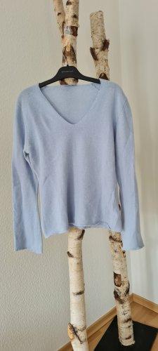 Cassis Wool Sweater azure