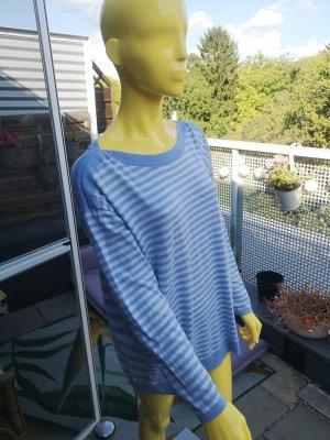 Bonita Cienki sweter z dzianiny jasnoniebieski