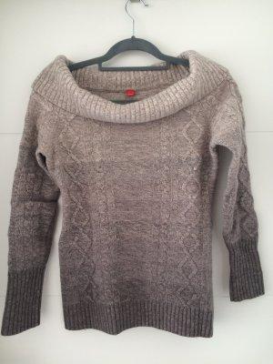 Esprit Pull tricoté multicolore laine