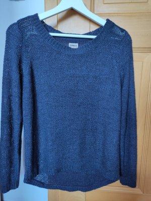 Only Sweter z grubej dzianiny Wielokolorowy