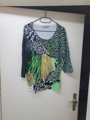 ART & COLOUR Sweater met korte mouwen veelkleurig