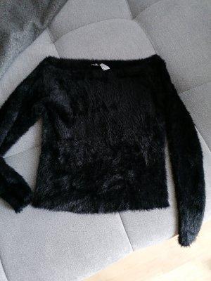 H&M Divided Pull polaire noir