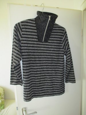 Bonita Sailor Sweater black-light grey