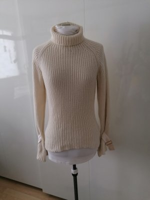 Gucci Turtleneck Sweater natural white