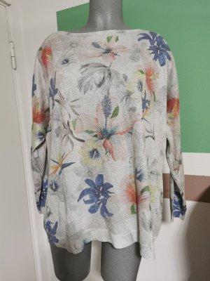 Amisu Camisa tipo Carmen multicolor