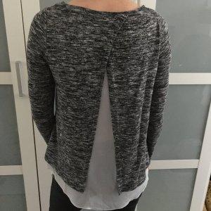 Pimkie Maglione lungo grigio scuro