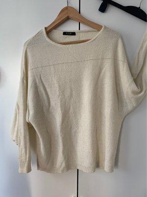 Vila Oversized Sweater cream