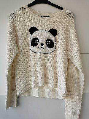 Pulli mit Panda