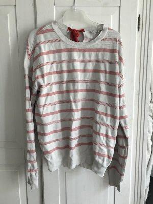 Pimkie Crewneck Sweater red-white