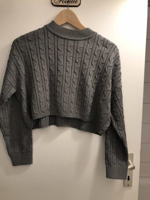 Tally Weijl Wool Sweater grey