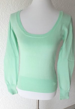 Pulli,Pullover in türkis/grün,Shirt,Orsay,S/36