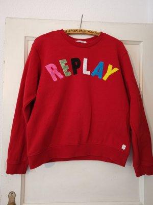 Replay Jersey de cuello redondo multicolor