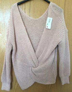 Pulli v. Italy Moda -rosa- Gr. ca. 40 /Neu/Etikett