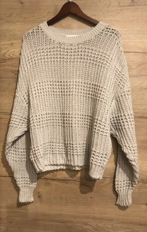 American Vintage Oversized Sweater multicolored