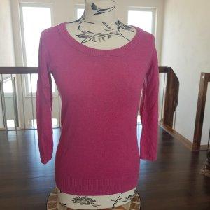 Gap Jersey de cuello redondo rosa