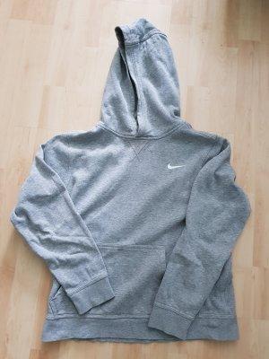 Pulli von Nike grau