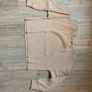 Zara Kraagloze sweater veelkleurig