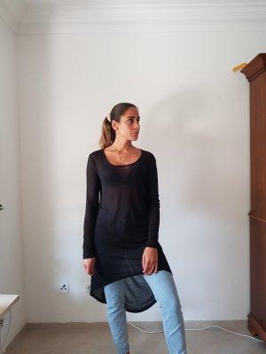 H&M Sukienka dresowa czarny