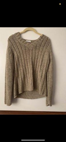 Bonita Wełniany sweter camel