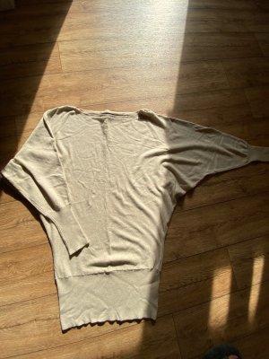 NoName Pull kimono beige clair