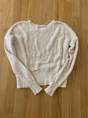 Yaya Fine Knit Jumper natural white