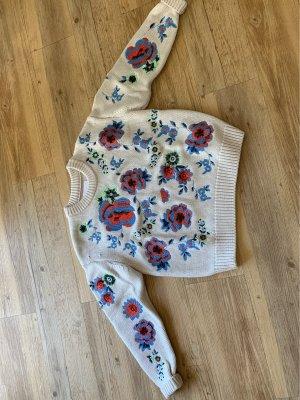 Samsøe & samsøe Maglione lavorato a maglia multicolore