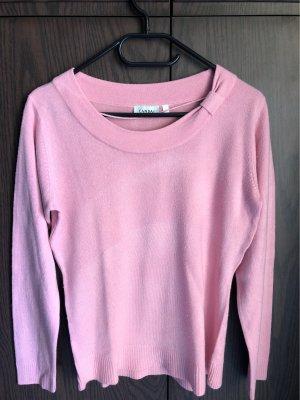 Canda Crewneck Sweater pink