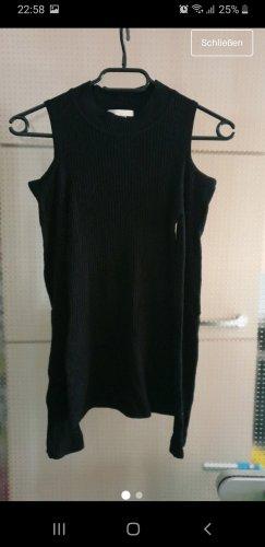 Balmain for H&M Camicia cropped nero