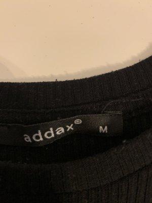 addax Długi sweter czarny