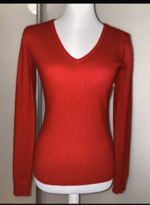 Different Fashion Cashmere Jumper red cashmere