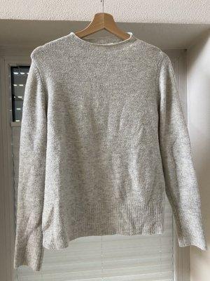 Tom Tailor Denim Turtleneck Sweater oatmeal-light grey