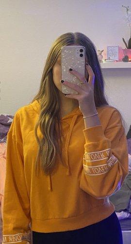 Tally Weijl Jersey con capucha naranja-naranja claro