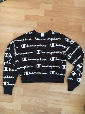 Champion Pull ras du cou noir-blanc