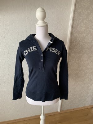 Chiemsee Hooded Sweater dark blue
