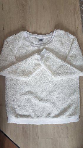 Vero Moda Maglione lungo bianco