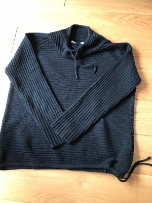 Monari Knitted Sweater black