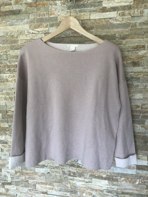 Hennes Collection by H&M Pull en maille fine vieux rose